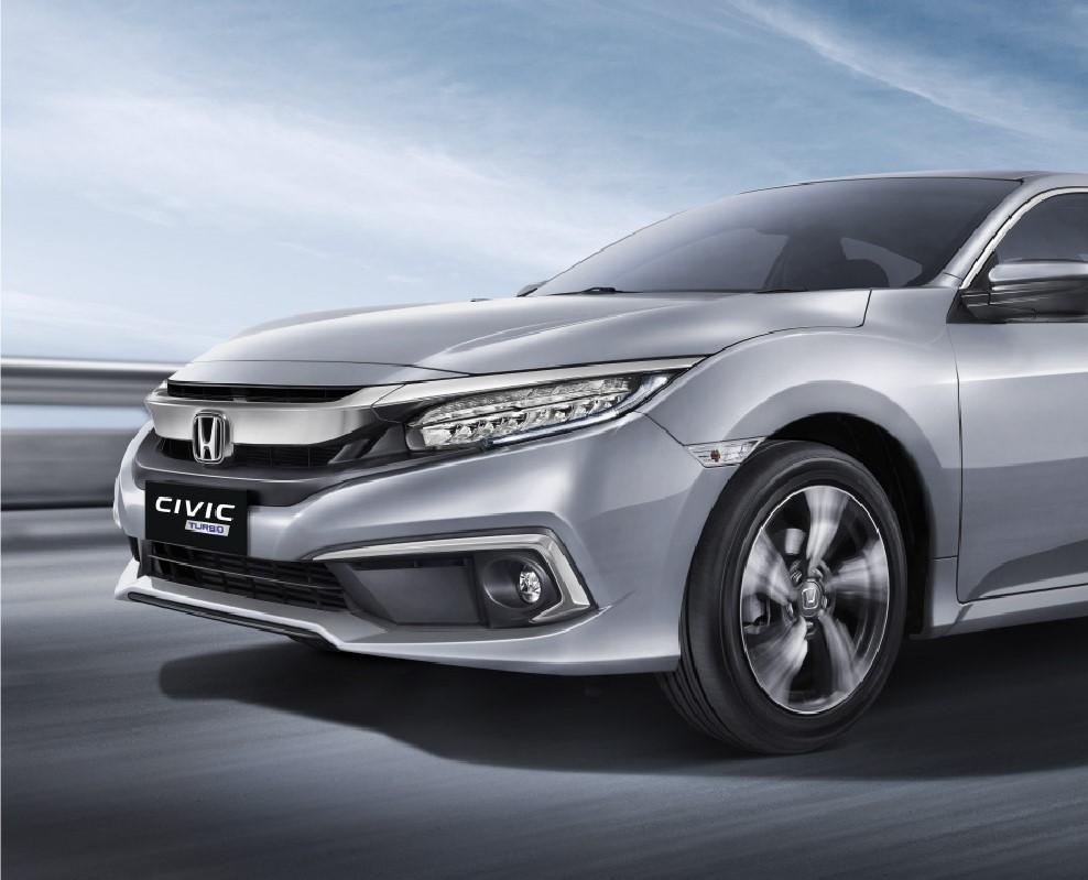 Mobil Honda Civic Turbo Honda Selaras Ambon Ternate